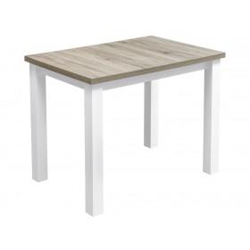Solidny stabilny stół kuchenny do kuchni jadalni 100x70 san remo