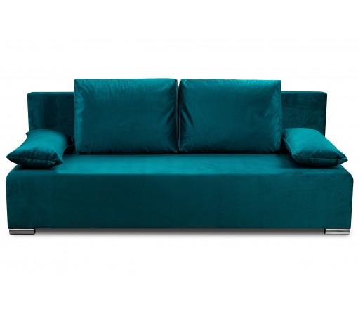 Sofa rozkładana z funkcją spania do salonu Ecco Deluxe