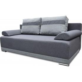 Sofa Trzyosobowa Rozkładana Eufori z funkcją spania do salonu do pokoju do sypialni z poduszkami