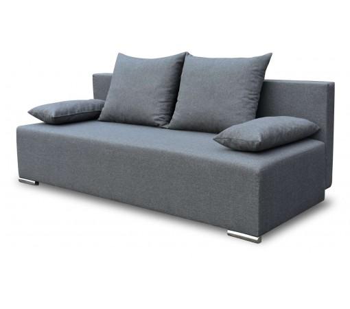 Sofa Rozkładana Graf z funkcją spania z poduszkami