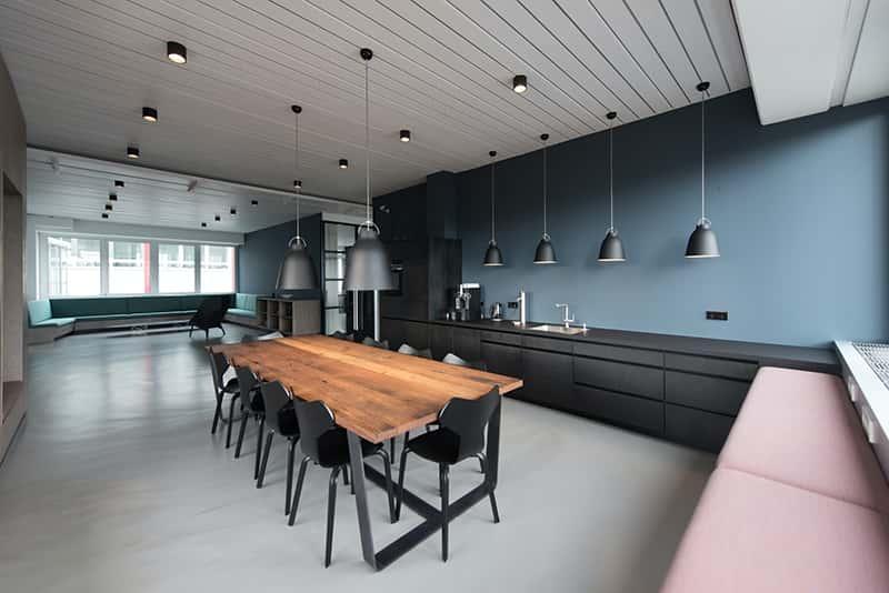 wnętrze w stylu loftowym - bonni.pl