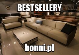 Bestsellery Bonni.pl - meble tapicerowane oraz stoły i krzesła